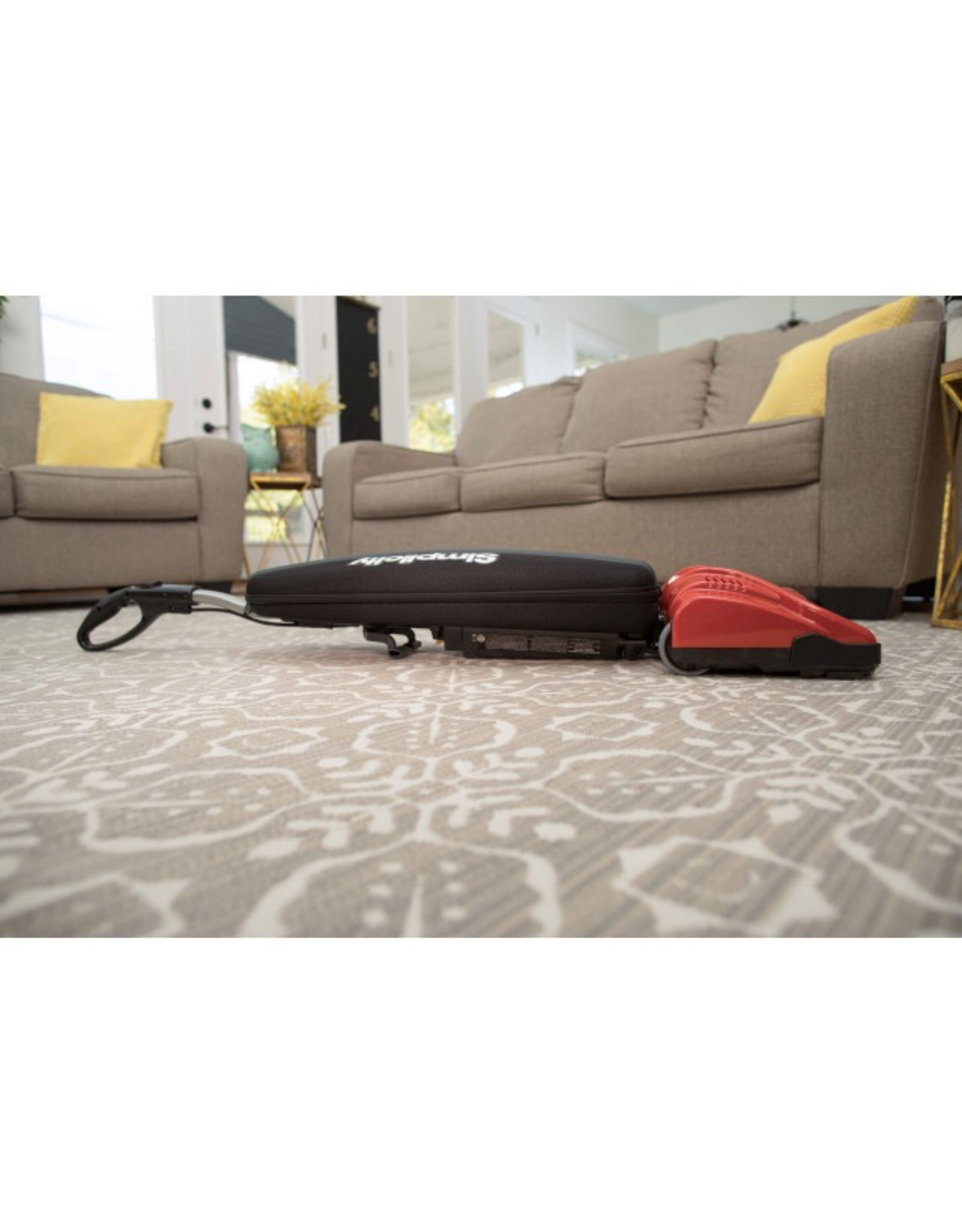Simplicity Simplicity Freedom Cordless Upright Vacuum