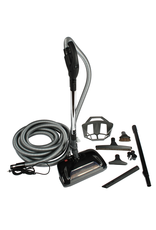 VacuMaid Premium Central Vac Electric Kit 35' Hose