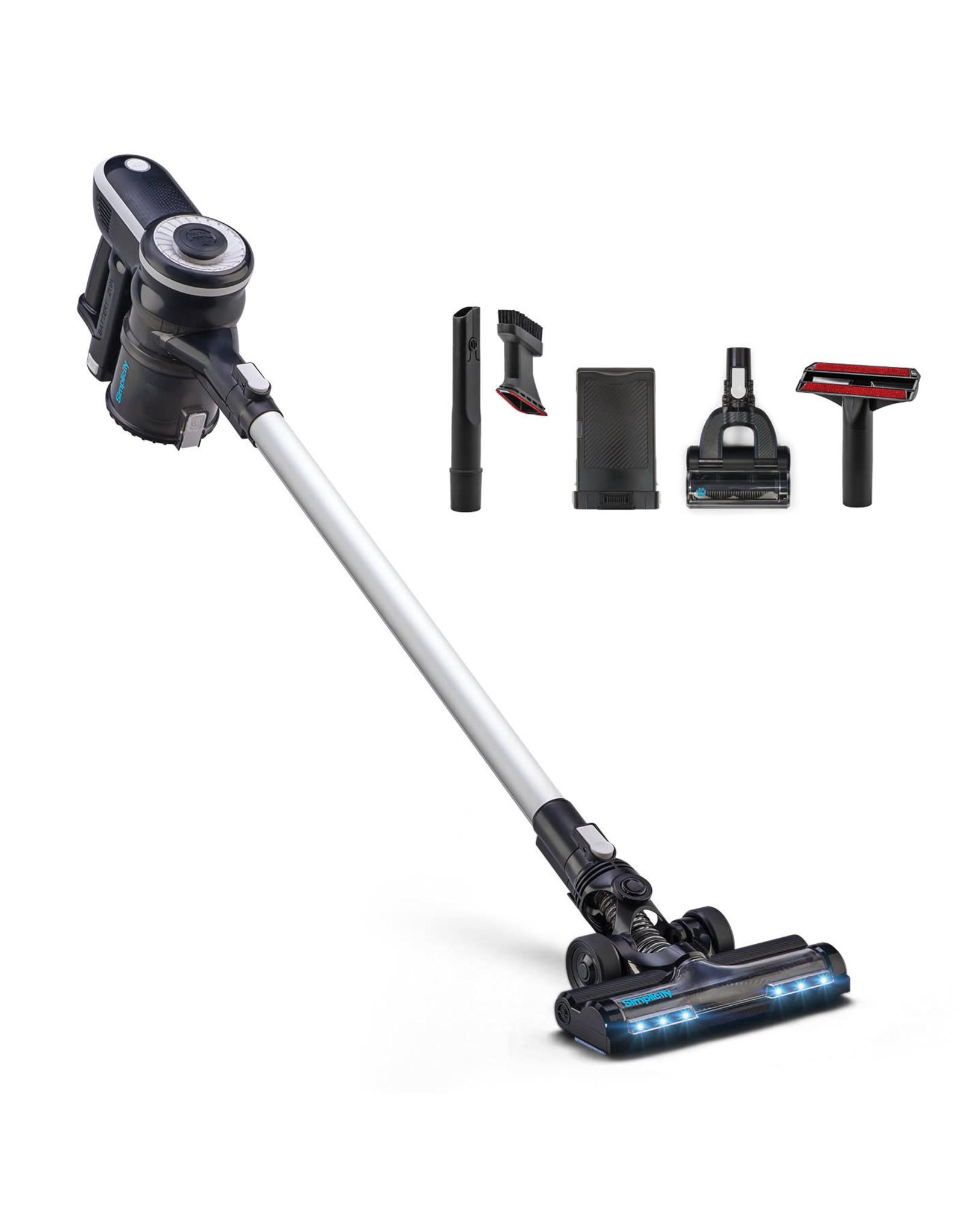 Simplicity Simplicity S65 Deluxe Cordless Vacuum