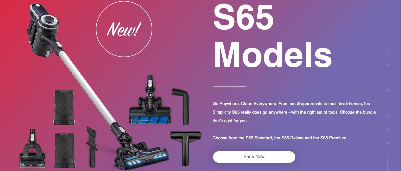 S65 Cordless