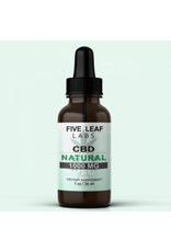 Five Leaf Five Leaf Full Spectrum Tincture Natural 1000mg