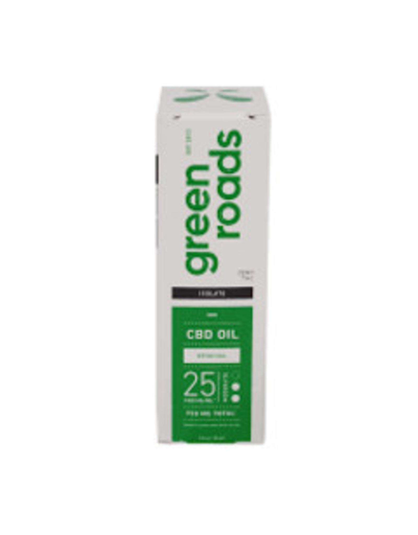 Green Roads GREEN ROADS CBD Isolate Oil 1500mg