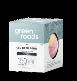 Green Roads GREEN ROADS CBD Bath Bomb Refresh 150mg