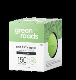Green Roads GREEN ROADS CBD Bath Bomb Relax 150mg