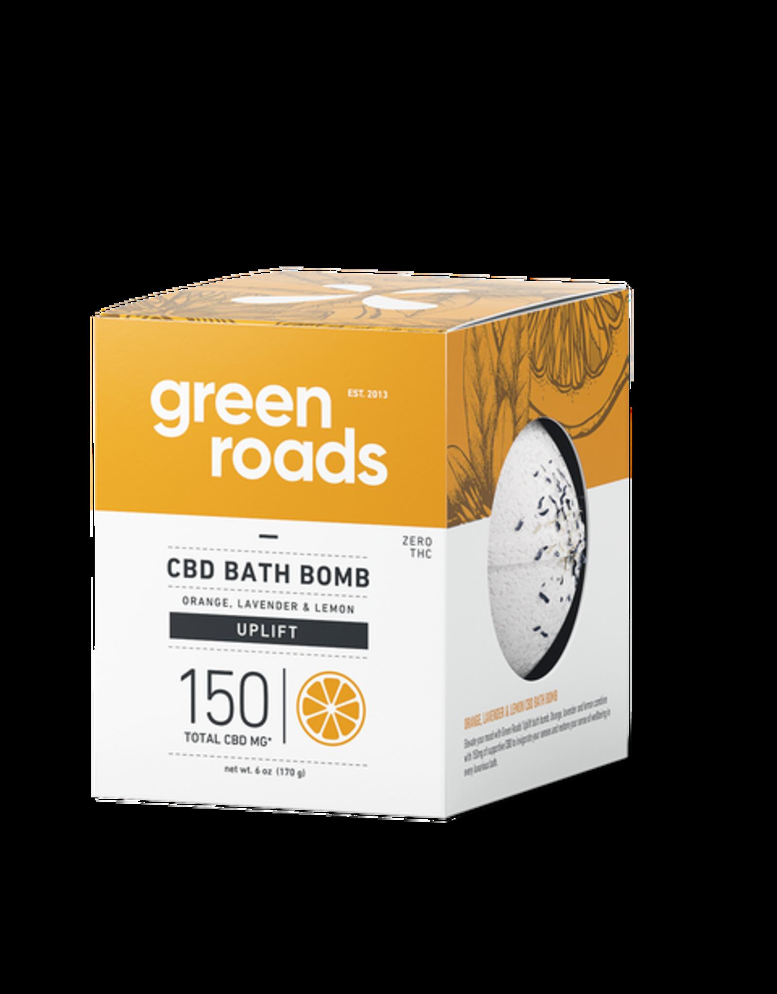 Green Roads GREEN ROADS CBD Bath Bomb Uplift 150mg