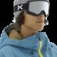 Anon. Anon Men's Helix 2.0 Sonar Goggle + Spare Lens