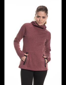 686 686 Women's GLCR Knit Tech Fleece Hoody