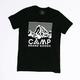 Camp Brand Goods Camp Brand Men's Heritage Logo Tee