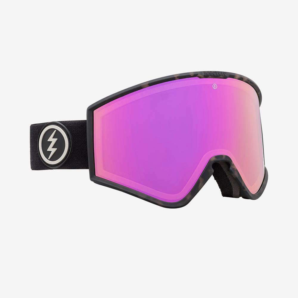 Electric Electric Kleveland Goggle - Burnt Tort + Brose/Pink Chrome
