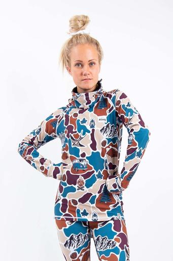 Eivy Eivy Women's Autumn Landscape Icecold Adjustable Top