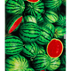Leus Leus Watermelon Wonderland Surf Towel