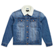 Brixton Brixton Men's Cable Sherpa Denim Jacket