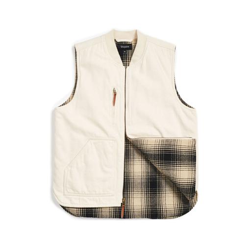 Brixton Brixton M's Abraham Reversible Vest
