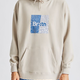 Brixton Brixton Men's Crowd Hooded Fleece