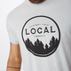TenTree TenTree Men's Support Your Forest Tee