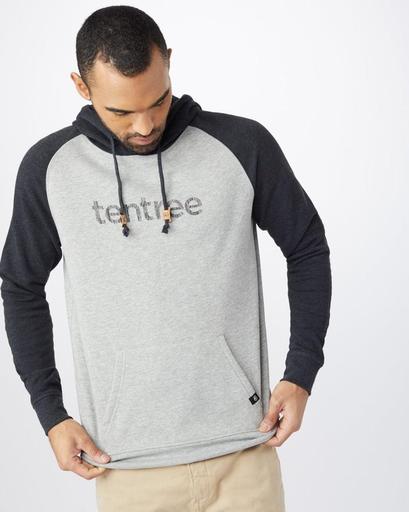 TenTree TenTree Men's Wood Mark Hoodie