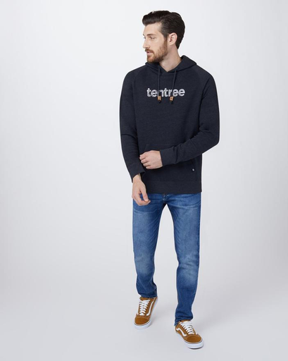 TenTree TenTree Men's Grain Mark Hoodie
