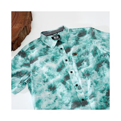 HippyTree HippyTree Men's Undertow Woven Shirt