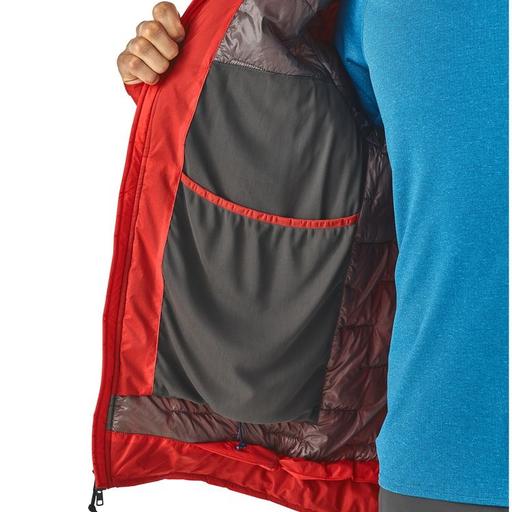 Patagonia Patagonia M's Micro Puff Storm Jacket