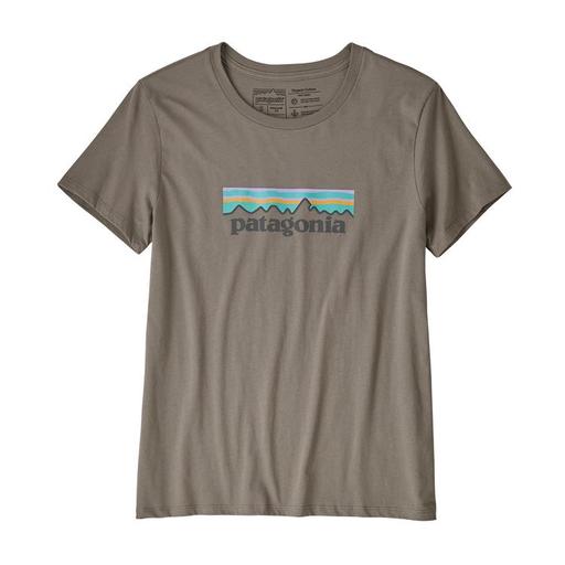 Patagonia Patagonia W's Pastel P-6 Logo Organic Crew T-Shirt
