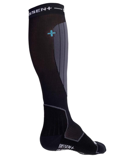 Dissent Dissent Ski GFX Wool Hybrid Compression Sock