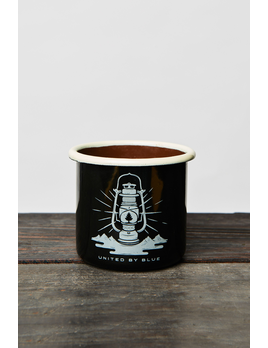 United By Blue United By Blue Lights Out Enamel Steel Mug