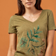United By Blue United By Blue Women's Forest Flora Tee