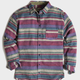 United By Blue United By Blue Women's Striped L/S Flannel Shirt