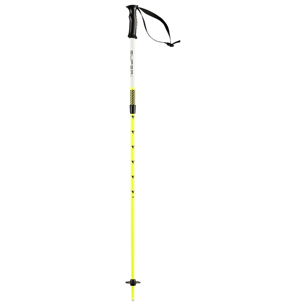 Head Head Jr. Supershape Team Adjustable Ski Pole