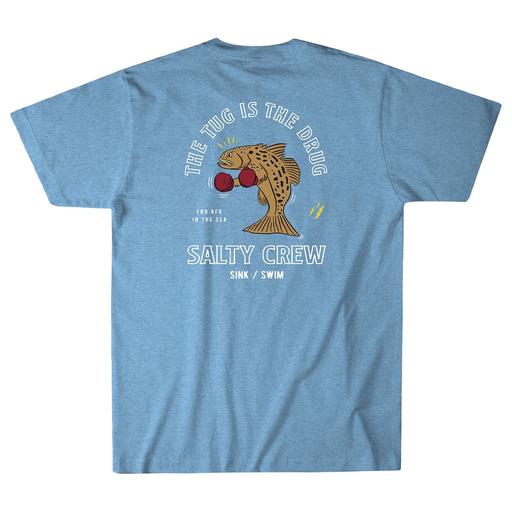 SALTY CREW Salty Crew Men's Knockout Tee