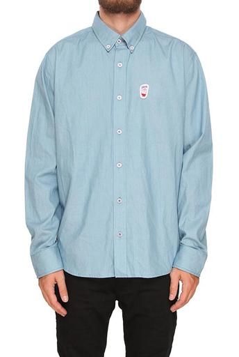 Plenty Plenty Men's Kevin Button Down Shirt