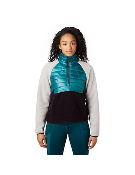 MOUNTAIN HARDWEAR Mountain Hardwear Women's Altius Hybrid Pullover