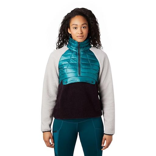 MOUNTAIN HARDWEAR Mountain Hardwear Women's Altius Hybrid Pullover