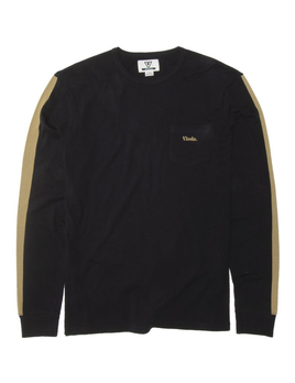 Vissla Vissla Men's Gadoo L/S Pocket Tee