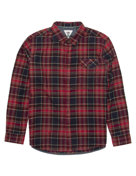 Vissla Vissla Men's Central Coast Flannel Shirt