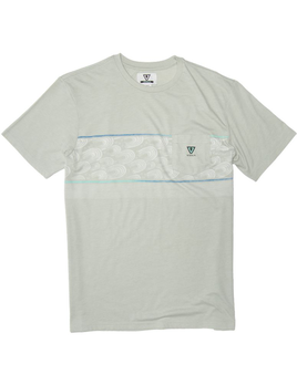 Vissla Vissla Men's Surfrider S/S Knit Pocket Tee