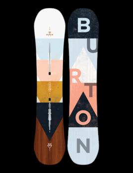 Burton Burton Women's Yeasayer Snowboard (2020)