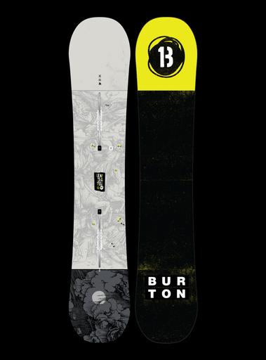 Burton Burton Men's Descendant Snowboard (2020)