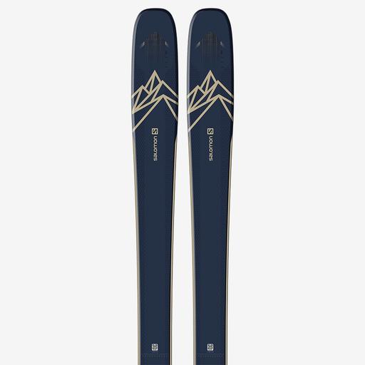 SALOMON Salomon Men's N QST 99 Ski (2020)