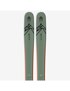 SALOMON Salomon Youth N QST Ripper M Ski (2020)
