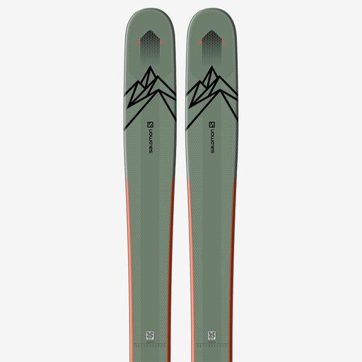 Salomon Ski Salomon Youth N QST Ripper M Ski (2020)