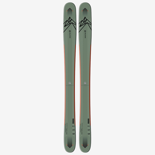 SALOMON Salomon Youth N QST Ripper M Ski (2020)