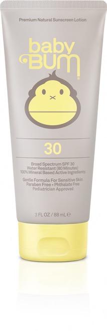 SUN BUM Sun Bum Baby Bum SPF 30 Sunscreen Lotion - 3oz
