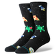 STANCE Stance Men's Space Food Sock (F19)