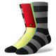 STANCE Stance Men's Split Check Sock