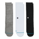 STANCE Stance Men's Icon 3-Pack Sock