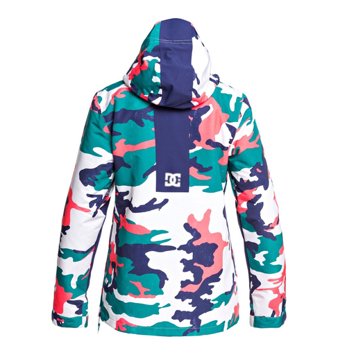 DC DC Women's Envy Anorak Jacket
