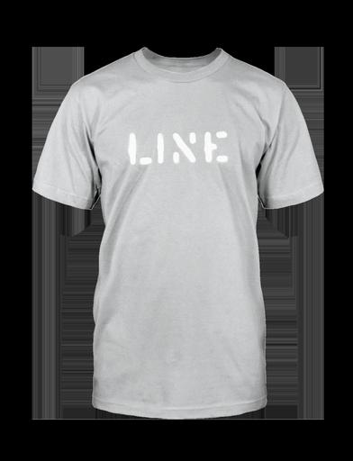 LINE Line Men's Stencil Tee