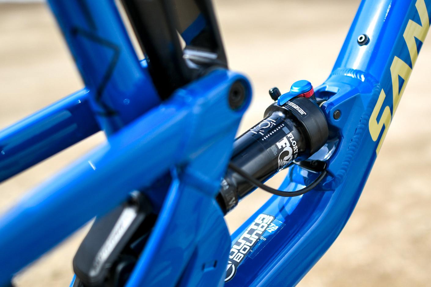 Men's Full Suspension Mountain Bikes