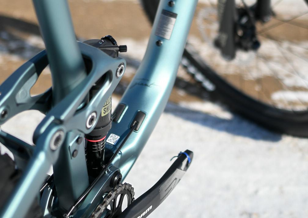 Women's Full Suspension Mountain Bikes